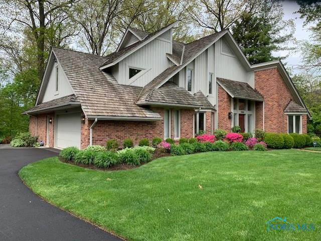 2909 Secretariat, Ottawa Hills, OH 43615 (MLS #6048271) :: Key Realty
