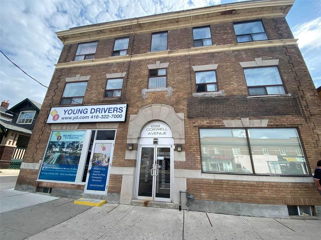 699 Coxwell Ave - Photo 1