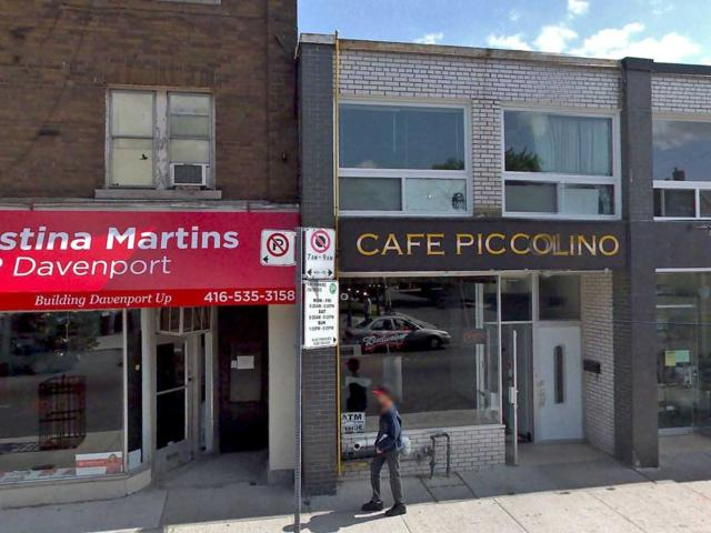 1201 W Bloor St, Toronto, ON M6H 1N4 (#C4364706) :: Jacky Man | Remax Ultimate Realty Inc.