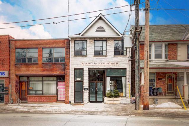 1173 Davenport Rd, Toronto, ON M6H 2G6 (#C4381500) :: Jacky Man | Remax Ultimate Realty Inc.