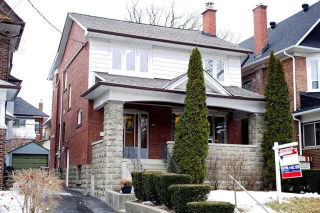 10 Burlington Cres, Toronto, ON M6H 2L4 (#C4382080) :: Jacky Man | Remax Ultimate Realty Inc.
