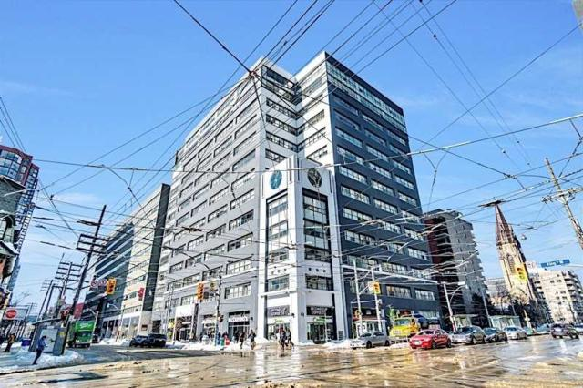 700 W King St #615, Toronto, ON M5V 2Y6 (#C4384557) :: Jacky Man | Remax Ultimate Realty Inc.