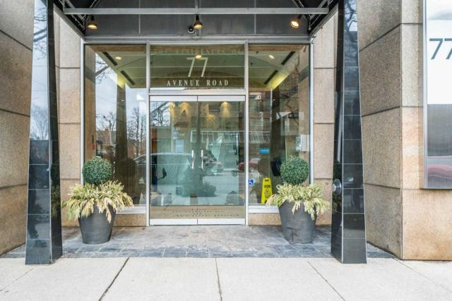 77 Avenue Rd #615, Toronto, ON M5R 3R8 (#C4385853) :: Jacky Man   Remax Ultimate Realty Inc.