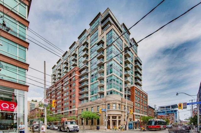 230 E King St #1603, Toronto, ON M5A 1K5 (#C4385942) :: Jacky Man   Remax Ultimate Realty Inc.