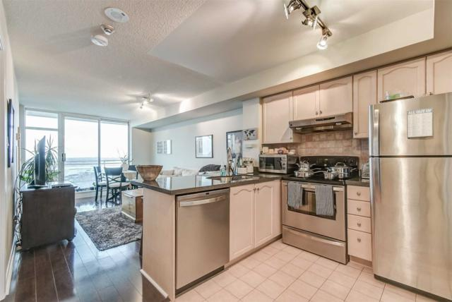 650 Queens Quay #1715, Toronto, ON M5V 3N2 (#C4386127) :: Jacky Man | Remax Ultimate Realty Inc.
