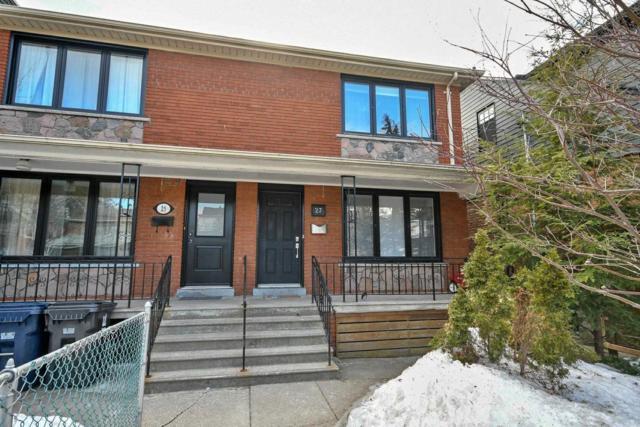 27 Hocken Ave, Toronto, ON M6G 2K1 (#C4387693) :: Jacky Man | Remax Ultimate Realty Inc.