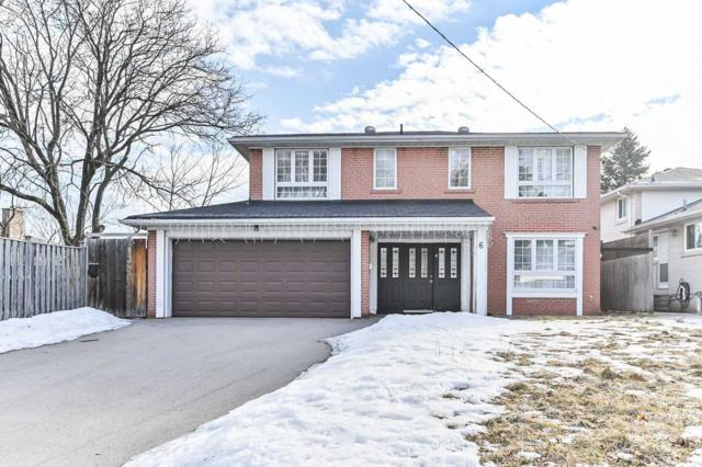 6 Hopperton Dr, Toronto, ON M2L 2S6 (#C4387911) :: Jacky Man | Remax Ultimate Realty Inc.
