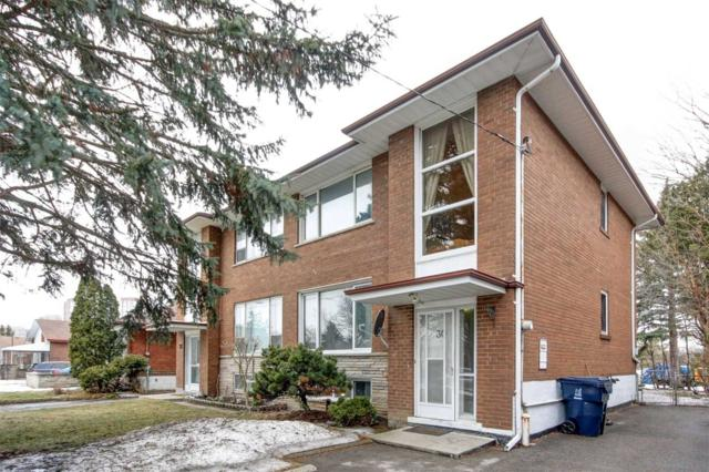 30 Daleside Cres, Toronto, ON M4A 2H6 (#C4387918) :: Jacky Man | Remax Ultimate Realty Inc.