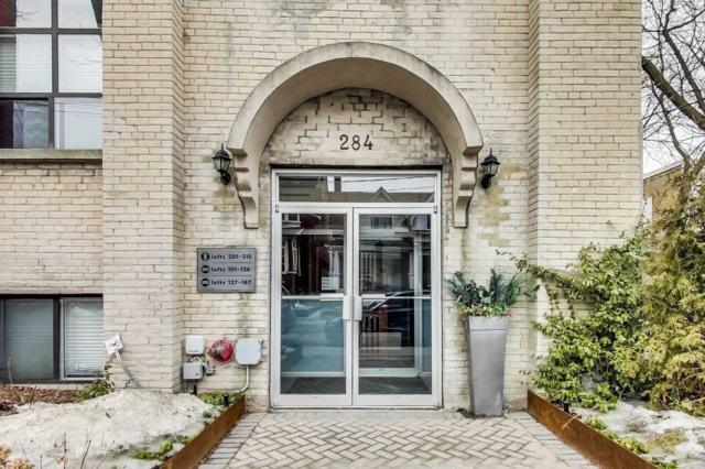 284 St Helens Ave #139, Toronto, ON M6H 4A4 (#C4388009) :: Jacky Man | Remax Ultimate Realty Inc.