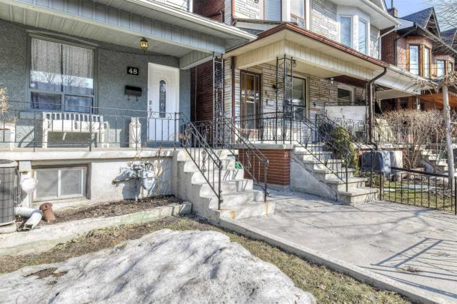 48 Marchmount Rd, Toronto, ON M6G 2A9 (#C4390058) :: Jacky Man | Remax Ultimate Realty Inc.