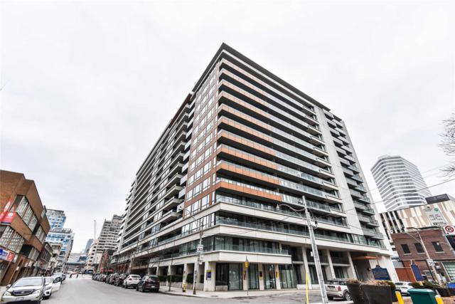 111 Elizabeth St #1535, Toronto, ON M5G 1P7 (#C4391083) :: Jacky Man | Remax Ultimate Realty Inc.