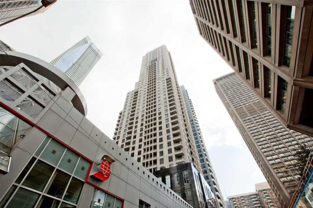 35 Balmuto St #1101, Toronto, ON M4Y 0A3 (#C4391756) :: Jacky Man | Remax Ultimate Realty Inc.