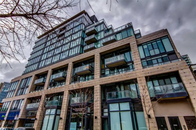 8 Dovercourt Rd #501, Toronto, ON M6J 0B6 (#C4392319) :: Jacky Man | Remax Ultimate Realty Inc.