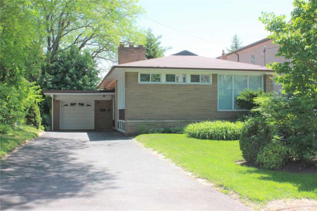233 Betty Ann Dr, Toronto, ON M2R 1A6 (#C4419246) :: Jacky Man | Remax Ultimate Realty Inc.