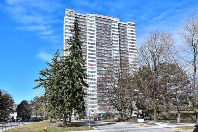 100 Antibes Dr #702, Toronto, ON M2R 3N1 (#C4419703) :: Jacky Man | Remax Ultimate Realty Inc.