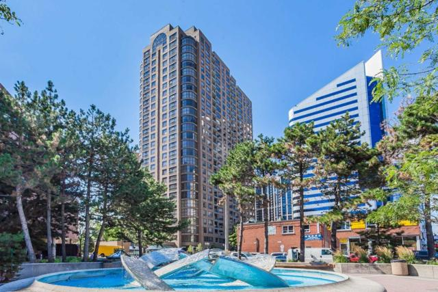 100 Upper Madison Ave #701, Toronto, ON M2N 6M4 (#C4421579) :: Jacky Man | Remax Ultimate Realty Inc.