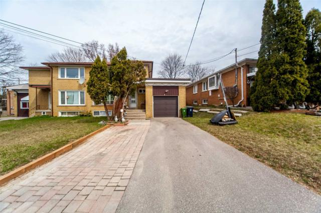 5 Carscadden Dr, Toronto, ON M2R 2A6 (#C4422561) :: Jacky Man | Remax Ultimate Realty Inc.