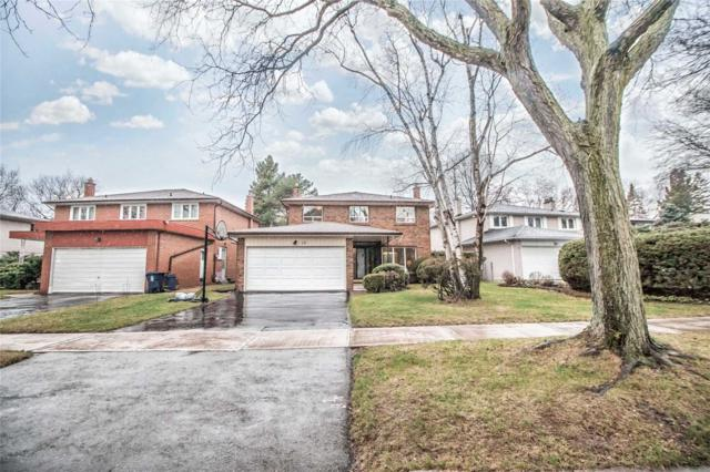 28 Bernick Rd, Toronto, ON M2H 1E4 (#C4422924) :: Jacky Man | Remax Ultimate Realty Inc.
