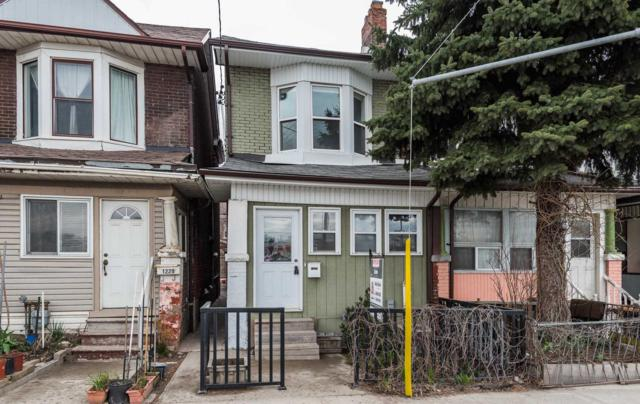 1227 Bathurst St, Toronto, ON M5R 3H3 (#C4425501) :: Jacky Man | Remax Ultimate Realty Inc.