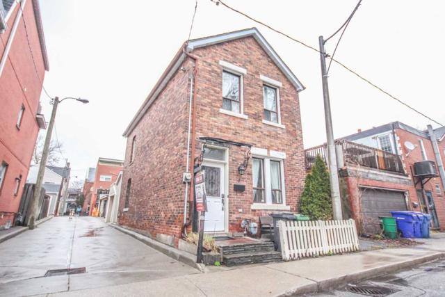 4 Whitaker Ave, Toronto, ON M6J 1A1 (#C4425503) :: Jacky Man | Remax Ultimate Realty Inc.