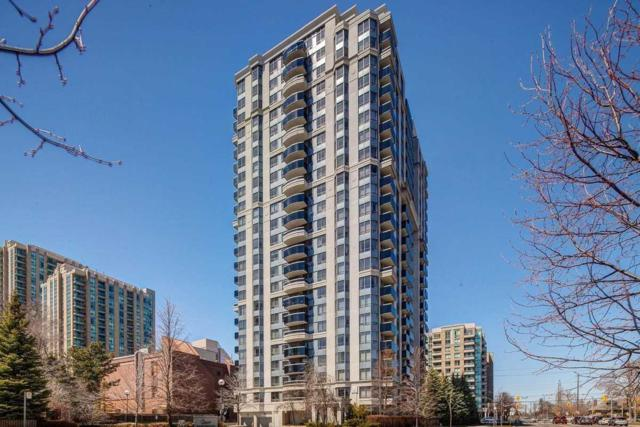 35 E Finch Ave #2107, Toronto, ON M2N 4P9 (#C4487205) :: Jacky Man | Remax Ultimate Realty Inc.