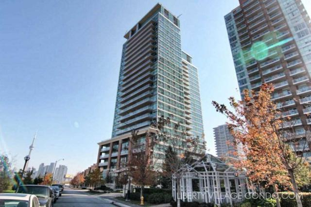 80 Western Battery Rd #1103, Toronto, ON M6K 3S1 (#C4487270) :: Jacky Man | Remax Ultimate Realty Inc.