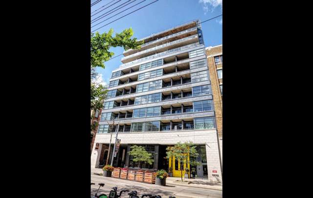478 W King St #816, Toronto, ON M5V 1L7 (#C4555647) :: Jacky Man | Remax Ultimate Realty Inc.