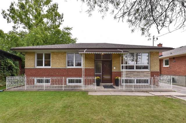 7 Halkin Cres, Toronto, ON M4A 1M8 (#C4582129) :: Jacky Man | Remax Ultimate Realty Inc.