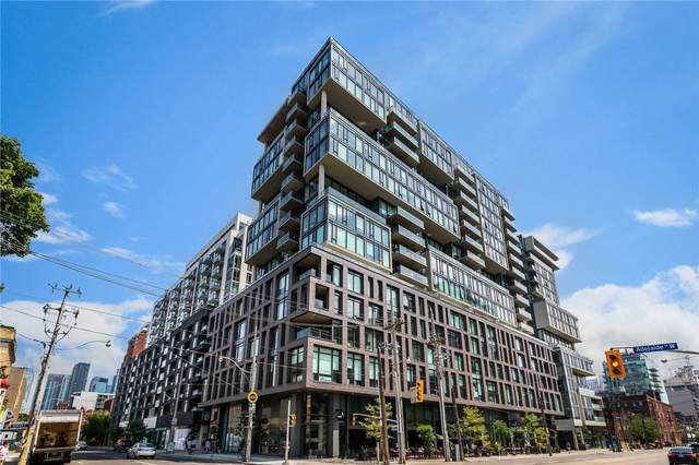 111 Bathurst St #818, Toronto, ON M5V 2R1 (#C4697800) :: Jacky Man | Remax Ultimate Realty Inc.