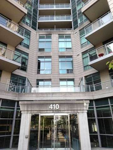 410 Queens Quay West St Lph10, Toronto, ON M5V 3T1 (#C4817106) :: The Ramos Team