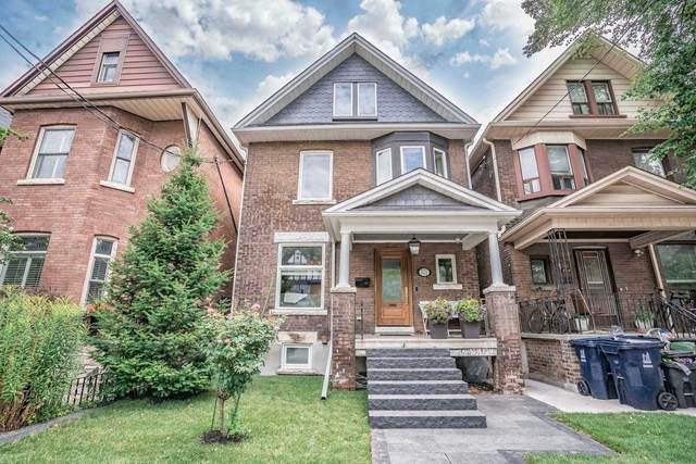 571 Dovercourt Rd, Toronto, ON M6H 2W5 (#C4847159) :: The Ramos Team
