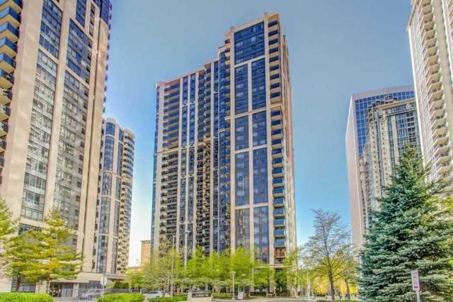 155 Beecroft Rd #2711, Toronto, ON M2N 7C6 (#C4850358) :: The Ramos Team