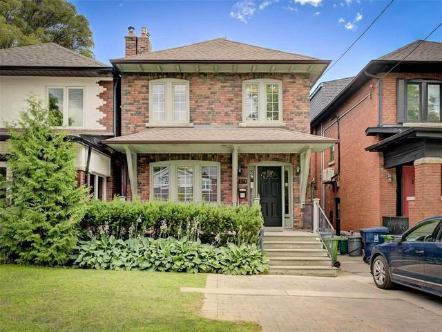 279 St Clements Ave, Toronto, ON M4R 1H3 (#C4855750) :: The Ramos Team