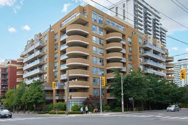 245 Davisville Ave #207, Toronto, ON M4S 3H4 (#C4858858) :: The Ramos Team