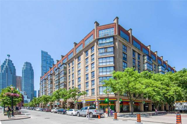 80 E Front St #614, Toronto, ON M5E 1T4 (#C4859100) :: The Ramos Team
