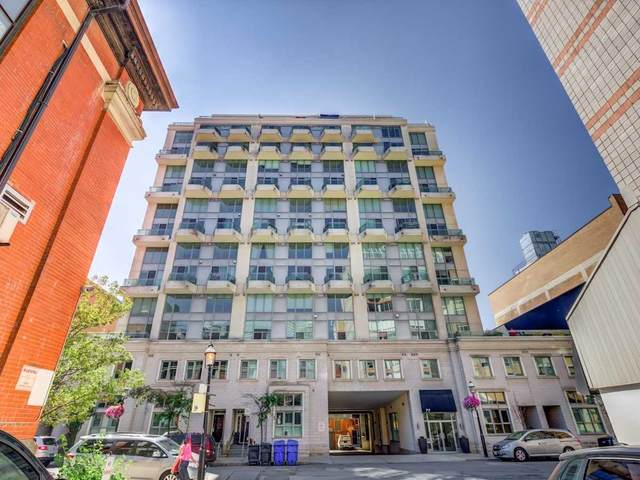 77 Lombard St #915, Toronto, ON M5C 3E1 (#C4860021) :: The Ramos Team