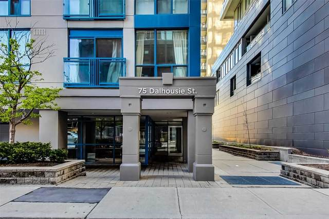 75 Dalhousie St #514, Toronto, ON M5B 2R9 (#C4860283) :: The Ramos Team