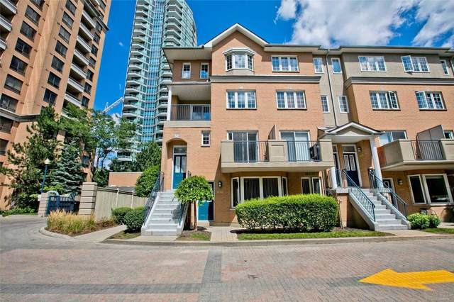 28 Sommerset Way #1700, Toronto, ON M2N 6W7 (#C4860406) :: The Ramos Team