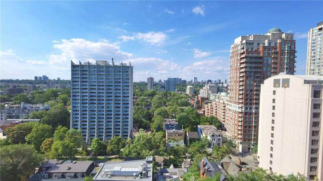 200 W Bloor St #1510, Toronto, ON M5S 1T8 (MLS #C4863351) :: Forest Hill Real Estate Inc Brokerage Barrie Innisfil Orillia