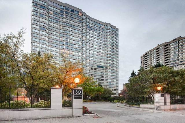 30 Greenfield Ave #705, Toronto, ON M2N 6N3 (#C4869803) :: The Ramos Team