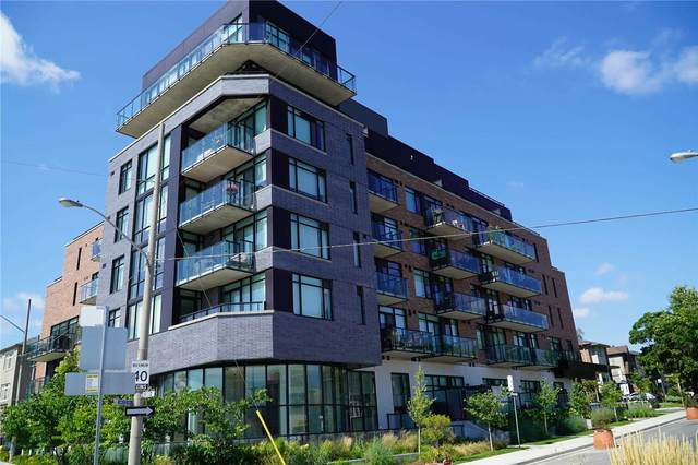 25 Malcolm Rd #302, Toronto, ON M4G 0C1 (#C4905360) :: The Ramos Team