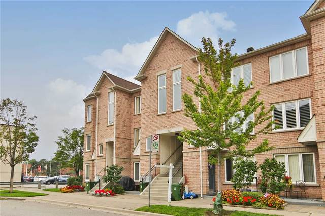 52 Aerodrome Cres #202, Toronto, ON M4G 4J1 (#C4905452) :: The Ramos Team