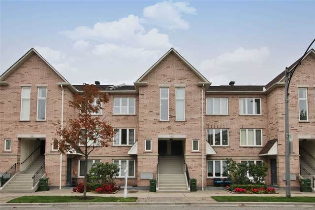 60 Aerodrome Cres #301, Toronto, ON M4G 4J1 (#C4905469) :: The Ramos Team