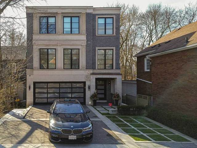 205 Chaplin Cres, Toronto, ON M5P 1B1 (#C4909736) :: The Ramos Team