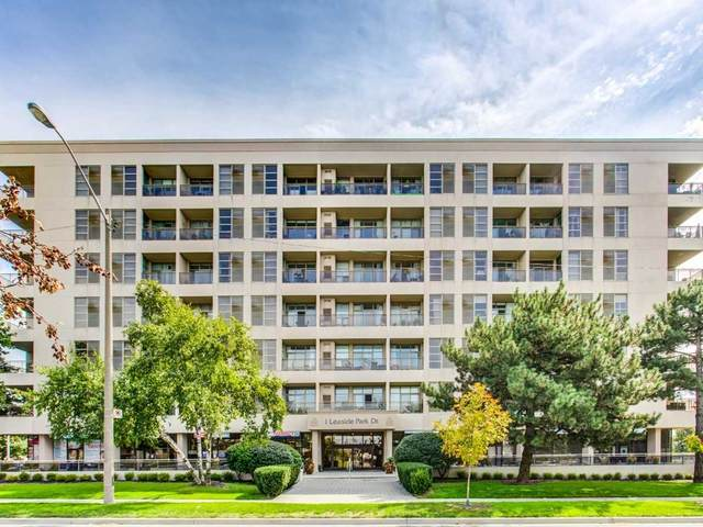 1 Leaside Park Dr #513, Toronto, ON M4H 1R1 (#C4910659) :: The Ramos Team