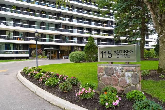 115 Antibes Dr #502, Toronto, ON M2R 2Y9 (#C4911479) :: The Ramos Team