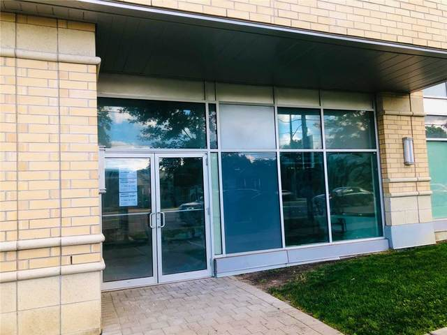 701 W Sheppard Ave #125, Toronto, ON M3H 2S7 (#C4911676) :: The Ramos Team