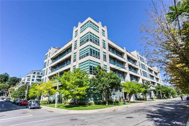380 Macpherson Ave #514, Toronto, ON M4V 3E3 (#C4913649) :: The Ramos Team