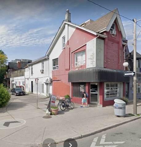 112 Harbord St, Toronto, ON M5S 1G6 (#C4914830) :: The Ramos Team