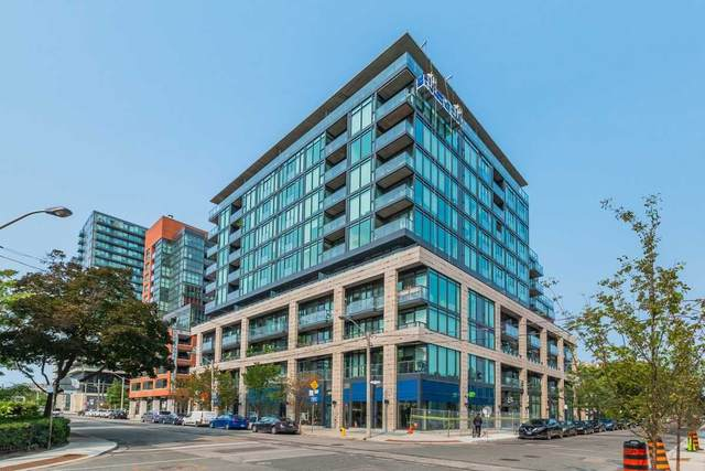 8 Dovercourt Rd #708, Toronto, ON M6J 0B6 (#C4916704) :: The Ramos Team